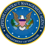 Defense Contract Management Agency - Badge